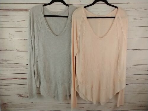Lot Of Two Womens Free People? Tops Shirts Tunics