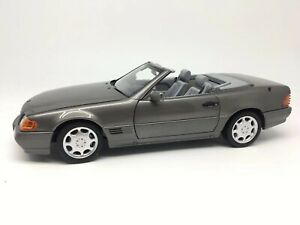 Mercedes-Benz-500-SL-de-1989-Anthracite-metallic-R129-1-18-de-NOREV-183715