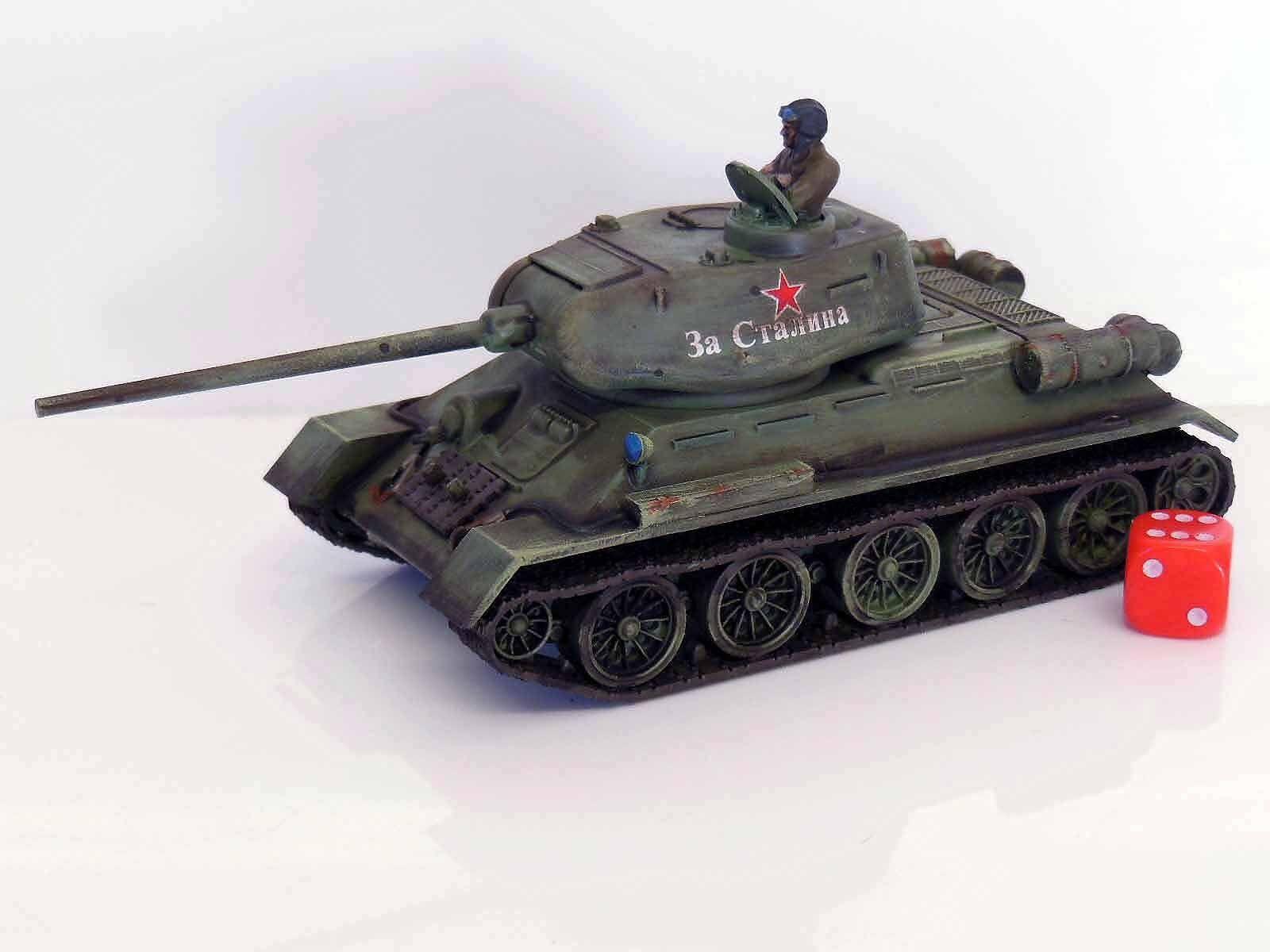 28mm bolt aktion befehlskette sowjetischen per gemalt und verwitterten r2