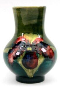 Vintage-Walter-Moorcroft-Orchid-Vase-Circa-1953