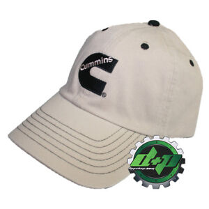 02f9877c Image is loading Dodge-Cummins-diesel-trucker-hat-ball-cap-cummings-
