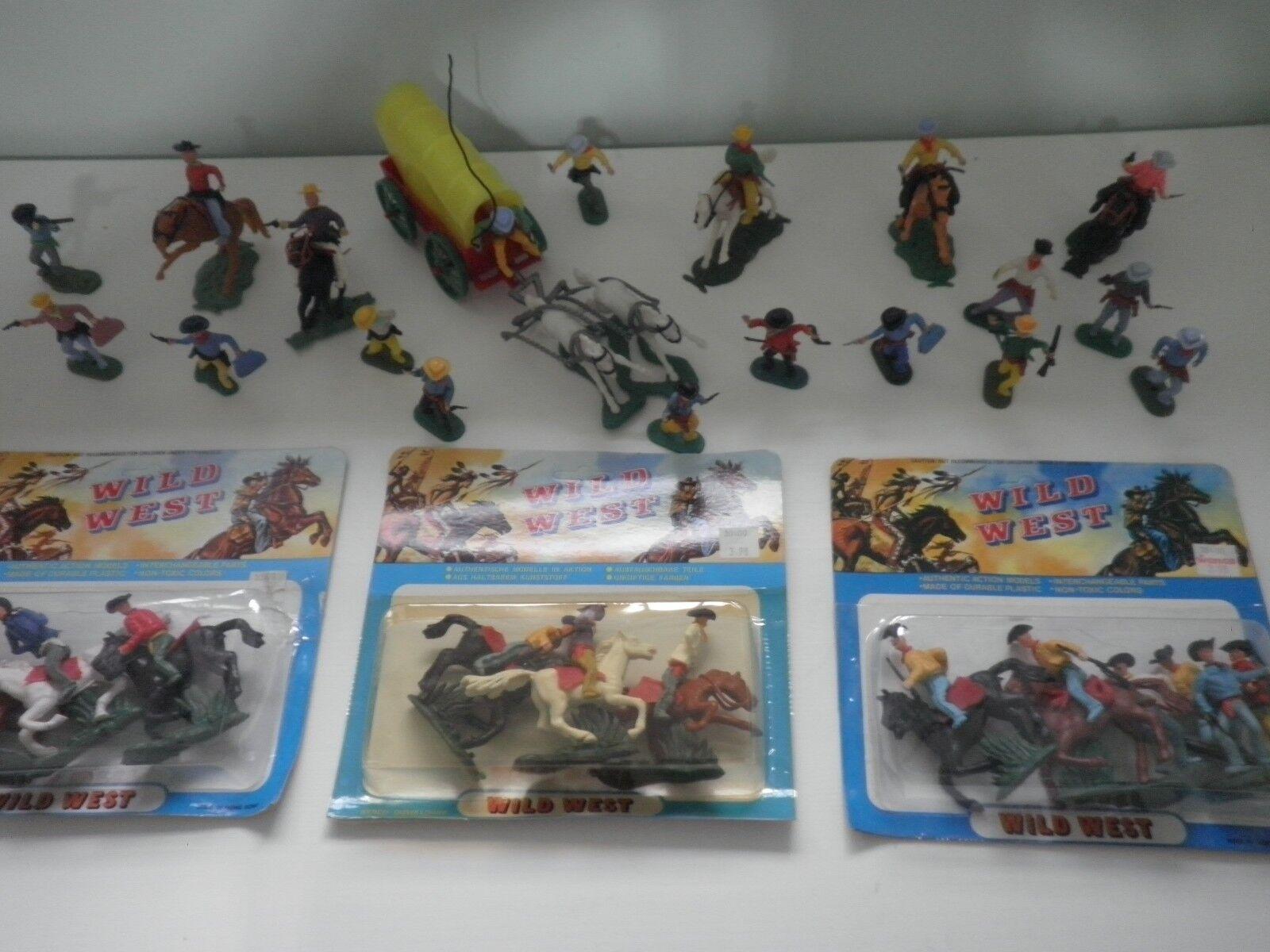 Lotto Spielzeugsoldaten Spielzeug Soldiers Taschen Blister The Clone Wars Timpo