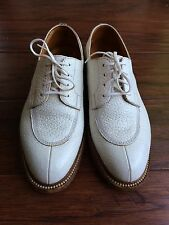 J.M. Weston Leather Demi Chasse Derby Oxfords Shoes UK3.5, US 6.5, EU 36.5
