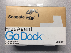 Seagate FreeAgent Go Dock for FreeAgent Go Drive 100521233 100576804