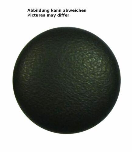 Coussin cuir Bouton 18 Mm Véritable Cuir rapporté-couleurs au choix