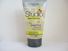 LOREAL STUDIO LINE , STYLE MINERALS INVISI' GEL EXTRA STRENGTH X 150 ML