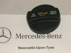 Genuine-Mercedes-Benz-Engine-Oil-Filler-Cap-A0000101285-NEW