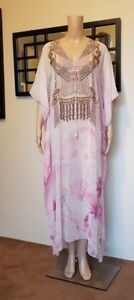 Kaftan-Long-Casual-beach-cruise-wear