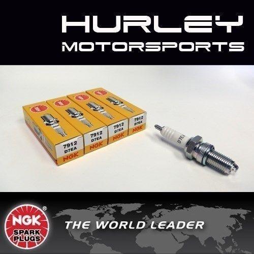 Threaded Stud 4 Stock #7912 Qty D7EA NGK Standard Spark Plugs