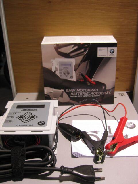 original BMW Motorrad Batterieladegerät Battery Charger Aktion R1200R RS RT