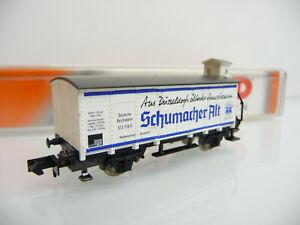 Arnold-N-1-160-4245-Waermeschutzwagen-mit-Brhs-2-achsig-SCHUMACHER-ALT-mit-OVP