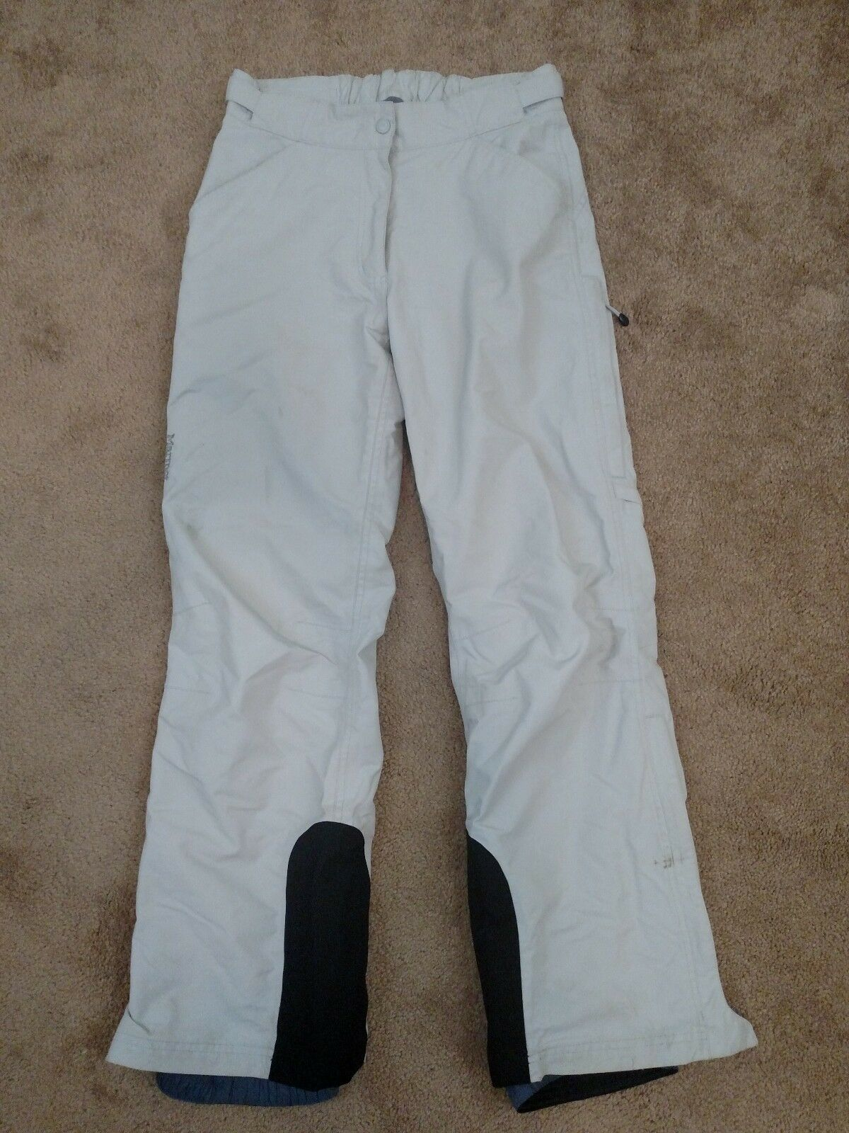 Marmot Snow Sky Snowboarding Pants Adjustable Waist  Size  S Small