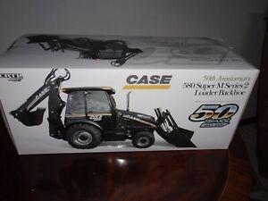 Case-50th-anniversay-scale-model-backhoe