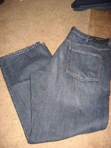 31 38 Calvin Droit Hommes Klein Relaxed Jeans X 0qdw5q