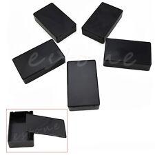 5 Pcs 100x60x25mm DIY Plastic Electronic Project Box Enclosure Instrument Case