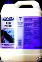 Nikwax Rug Proof / Waterproofing For All Horse Rugs Blankets And Coats 5 Litres