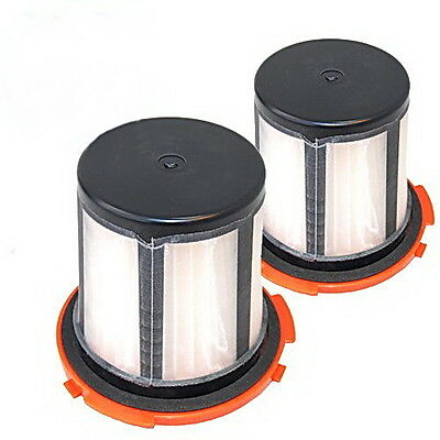 Viva Flash Series 2x Washable /& Reusable Filters for Electrolux Cyclone Ultra