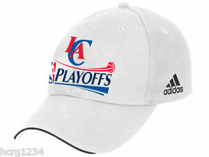f8fd3fc805b Image is loading Los-Angeles-Clippers-Adidas-NBA-Basketball-Playoff-White-