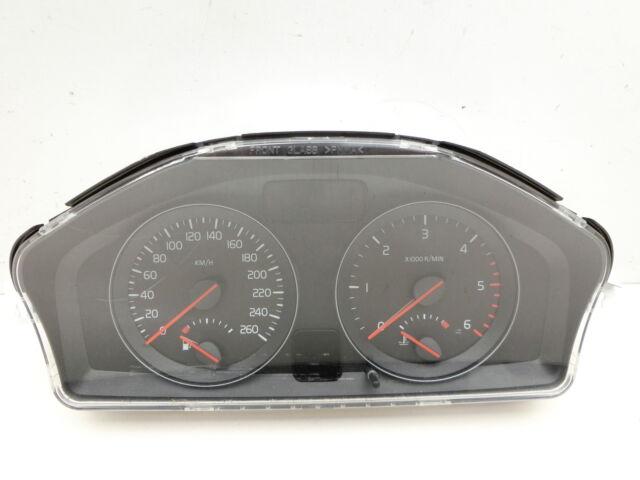 instrumento velocímetro para Volvo V50 MW 04-07 31254776 69199-420T