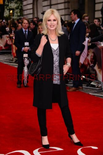 Joanna Lumley Poster Picture Photo Print A2 A3 A4 7X5 6X4