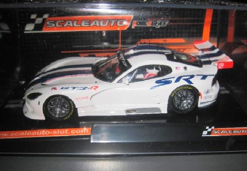 SCALEAUTO SC-6038 VIPER GTS-R OFFICIAL TEAM HOME SERIES 1 32 New