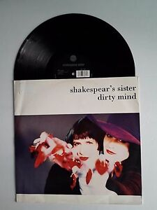 LP-3-gt-Disco-Vinile-12-039-039-Shakespear-039-s-Sister-Dirty-Mind-FFRR-Records-1990