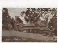 Selworthy Green & Church Vintage RP Postcard 633a