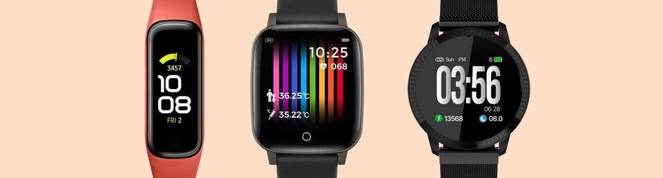 Llega más allá - Smartwatches por menos de US $20