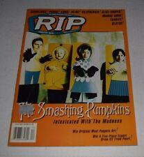 RIP Magazine Dec 1995 Smashing Pumpkins  KISS