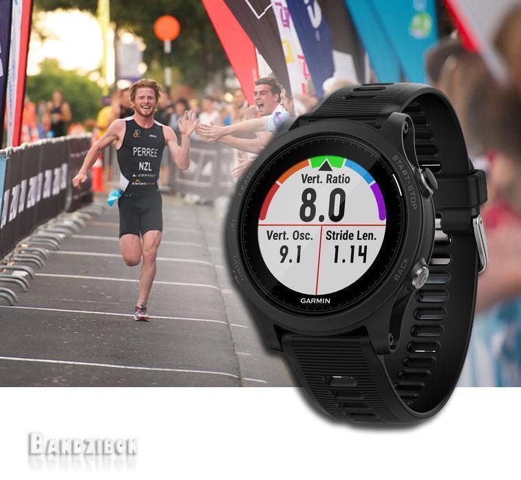 Garmin Forerunner 935 Orologio GPS HRM Cardio Polso Multisport Triathlon Running