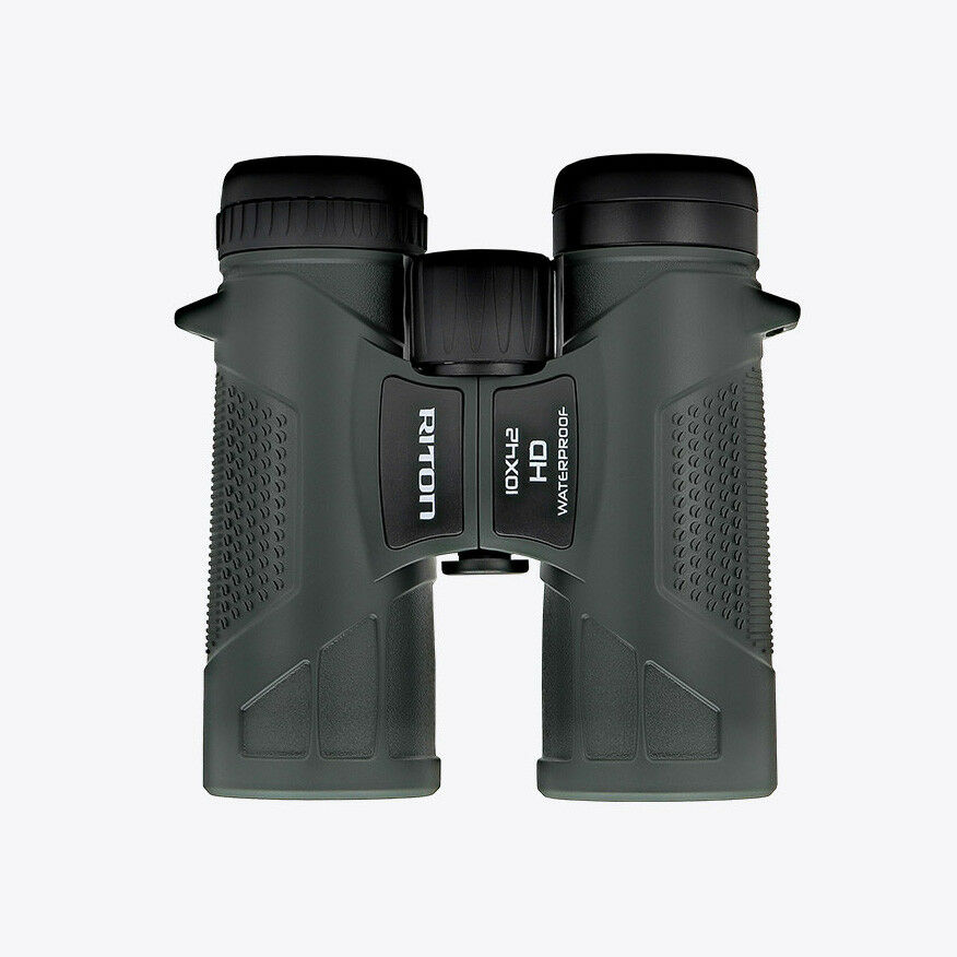 Riton Optics Binoculares RT-b Mod 5 10x42 HD Cristal Ed Distribuidor Autorizado