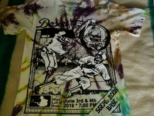 Online Ceramics T Shirt La Dosers Summer 2019 tour