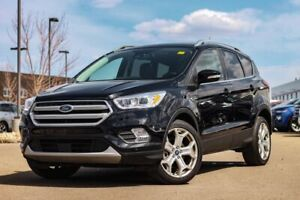 2019 Ford Escape Titanium | Heated Seats | Backup Cam | Nav |
