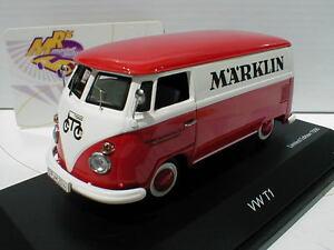 TOPPREIS-Schuco-03691-Volkswagen-VW-T1-Bus-Baujahr-1967-034-Maerklin-034-1-43
