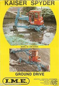 Equipment-Brochure-IME-Kaiser-Spyder-All-Rough-Terrain-Excavator-E1775