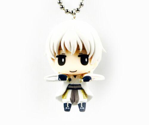 Touken Ranbu Swords Mascot SD Figure Keychain Charm ~ Tsurumaru Kuninaga AMU8543