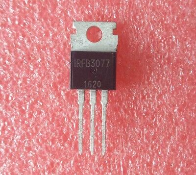 1pcs IRFB3077 IRFB3077PBF Power MOSFET TO-220