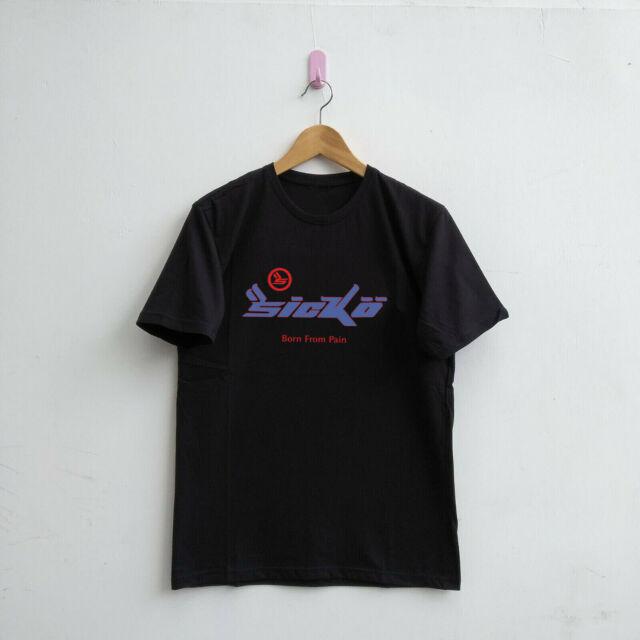 IN HAND Ian Connor Sicko tee shirt born from pain RARE Tshirt S-3XL