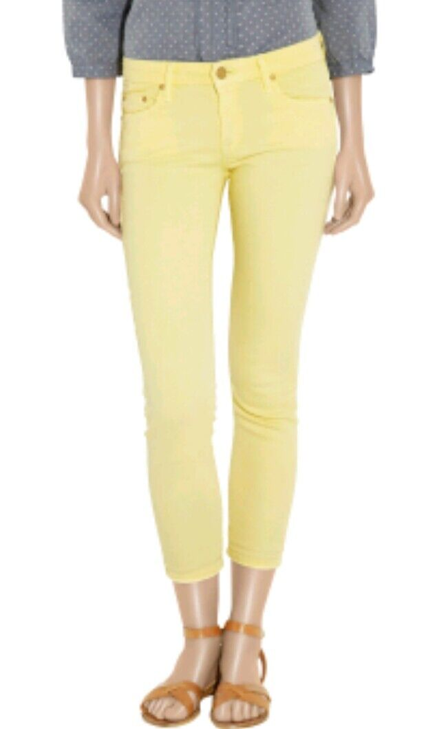 Designer MOTHER The Looker skinny jeans W24  L29  --BRAND NEW-- Vogue Beste