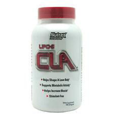 Nutrex: LIPO-6 CLA (180 Sofgels) Fat Loss. Linoleic Acid Low Price