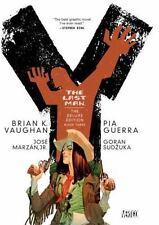 Y by Brian K. Vaughan (2010, Hardcover, Deluxe)