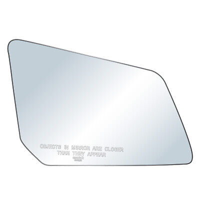 Auto Dim Type Only Fits Yukon Tahoe Suburban Right Pass Mirror Glass Lens Fits