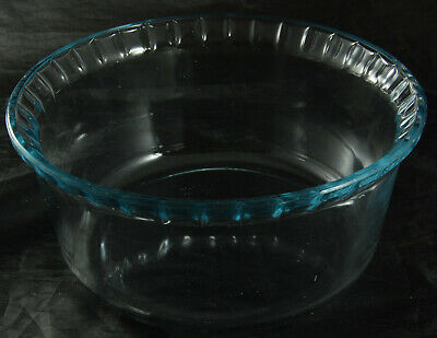 Marinex Glass Souffle Dish With Fluted Edge Other Bakeware & Ovenware Cookware, Dining & Bar
