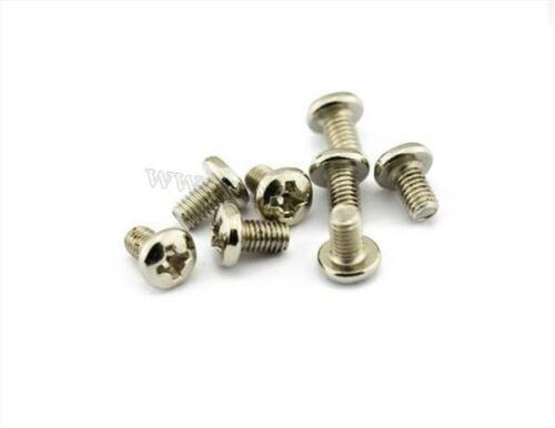 20Pcs M3 Screw M3X5 Dia 3Mm Len 5Mm Stainless Steel kt
