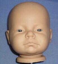vinyl babydoll head, Antonio Juan/Babykopf aus Vinyl Antonio Juan