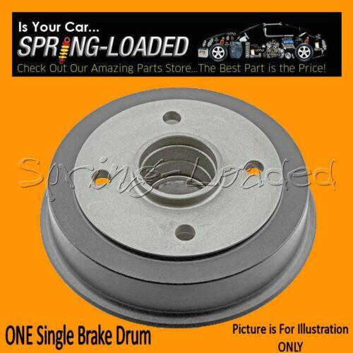 "1975-80 9/"" Drum // 57mm Shoe Rear Brake Drum for Ford Escort Mk2 RS 2000"
