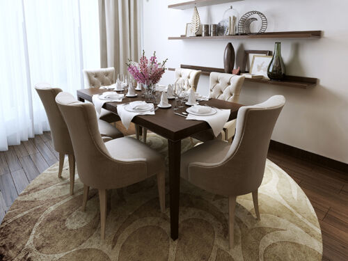 Wonderful Home Dining Is All About Comfort And Relaxation. Fabric Dining Room Chairs  Are The Perfect Way To Bring A Sense Of Ease And Cosiness To This Special  Space.