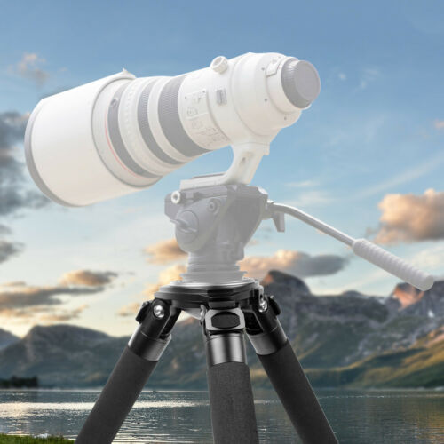 Stable Bird Watching Carbon Fiber Tripod for Digital Camera Video Stand NEW