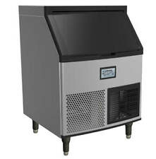 Valpro Vpim280 280 Lbday Commercial Undercounter Ice Cube Maker Machine New
