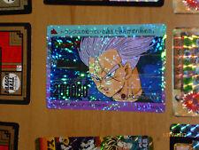 DRAGON BALL Z DBZ PP AMADA PART 17 CARD PRISM CARTE 717 VERSION PIXEL JAPAN UR